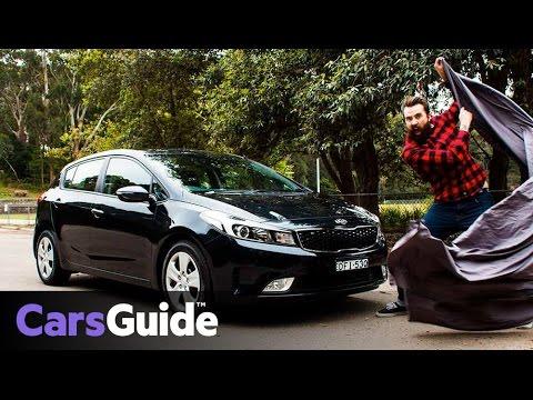 Kia Cerato S auto hatch 2016 review | road test video