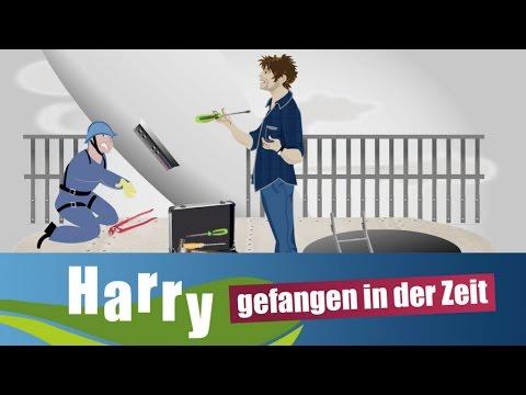 Learn German (A1-B1) | HARRY – Gefangen In Der Zeit | Episode 71