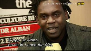 Dr. Alban - I love the 90's party start
