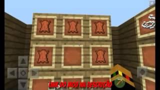 Minecraft PE - Como fazer sela, armadura para cavalo e name tag!! MOD 1