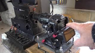 Super 8 m/m film telecine/film transfer unit/Telecinema