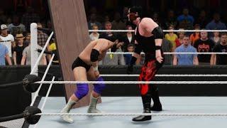 Guerra de Mesas - WWE 2K15 GOLD RUSH