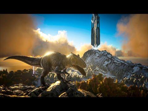 Spotlight: Giganotosaurus!