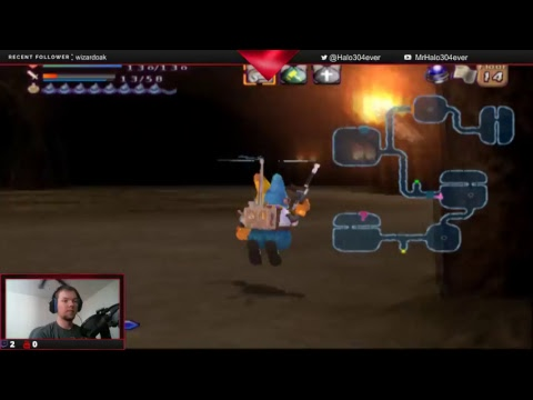Come Hang Out and Chat With Me While I Play Some Dark Cloud!