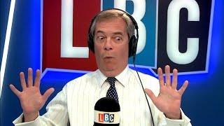 The Nigel Farage Show: Jeremy Corbyn Spy allegations. LBC - 20th February 2018