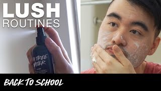 Lush Routines: Back to school essentials