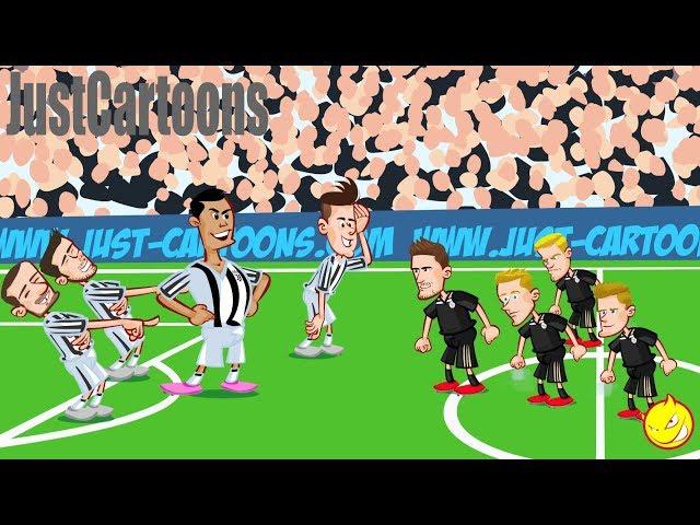 🏆⚽Juventus vs Ajax 1-2 ⚽  Broken Dreams 🏆⚽