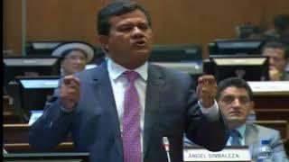 Eliseo Azuero - Sesión 476 - #ReformaLOES - Punto de información