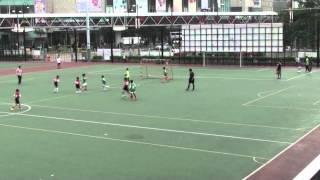 12-13全港校際五人足球比賽 培僑小學 vs 仁立紀念