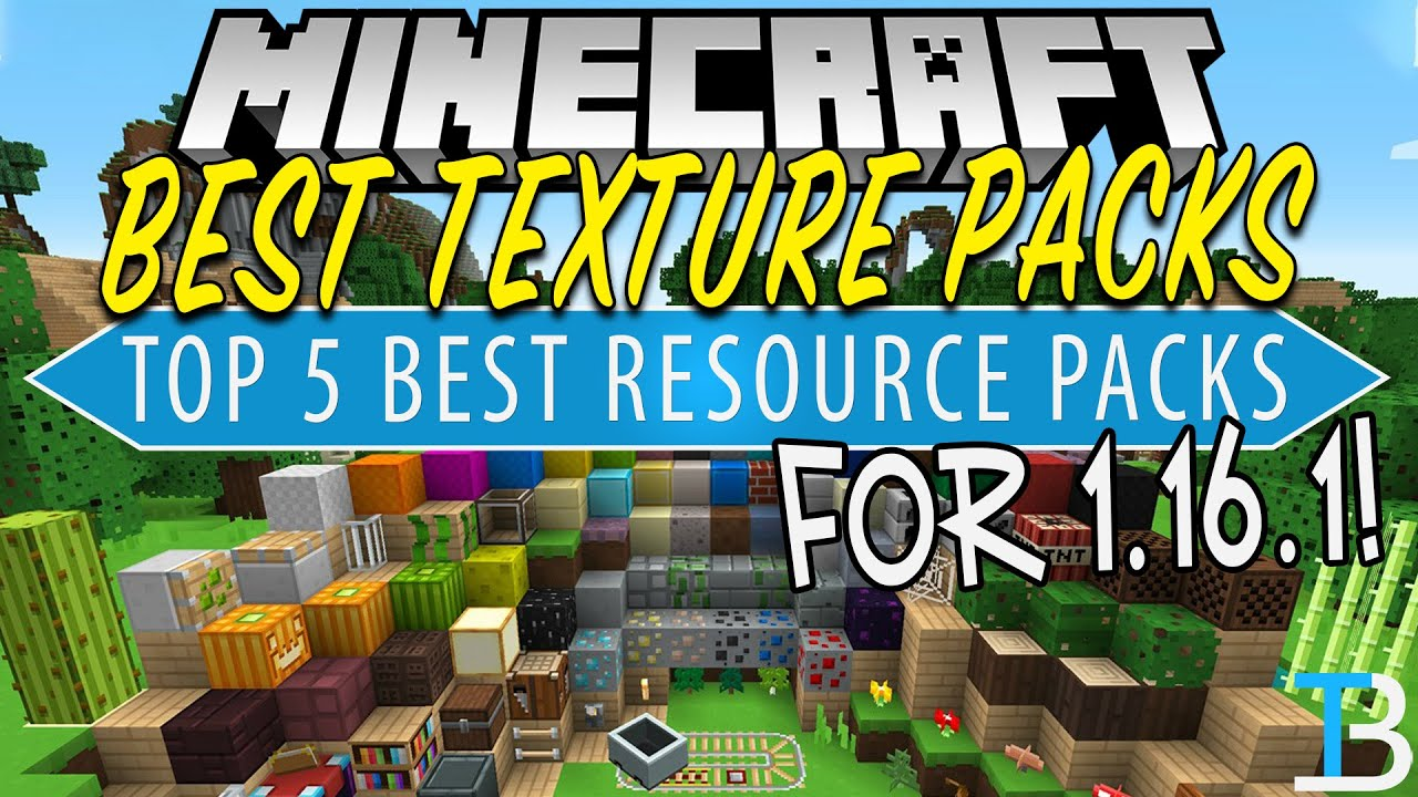Minecraft 1 16 1 Texture Packs Top 5 Texture Packs For Minecraft 1 16 1 Youtube