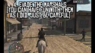 Red Dead Redemption - Secret Achievement Guide - Heading South on a White Bronco