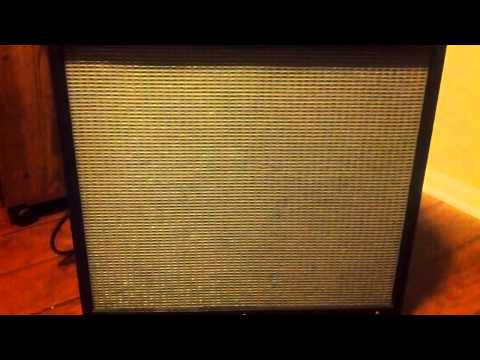 Fender Hot Rod DeVille 410 - Drive Channel Demo