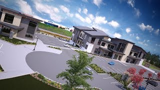 How To Design Small Office Space   Commercial Architectural 3d Walkthrough Animation   Canada