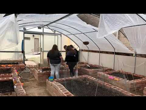 Tortolita Middle School Greenhouse and Garden Project