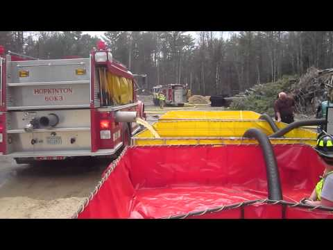 Part 5 - Rural Water Supply Drill - Chichester, New Hampshire - May 2015