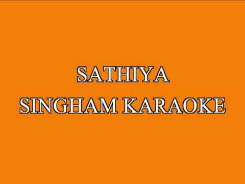 Sathiya Singham Karaoke