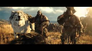 Warcraft - movie trailer . Варкрафт  - Русский трейлер