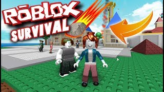 ROBLOX SURVIVAL! WHO WILL SURVIVE TO THE END