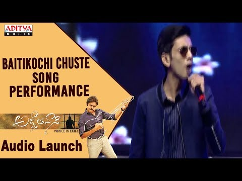 Anirudh Electrifying Live Performance @...