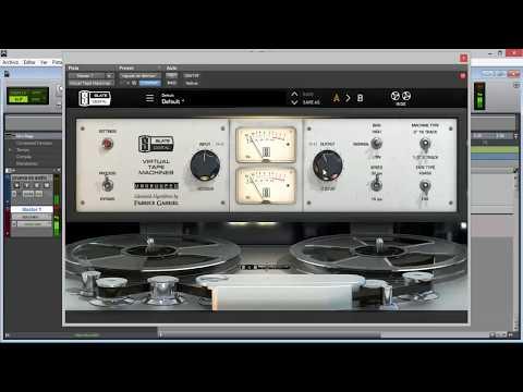 Baixar slate digital virtual tape machine - Download slate digital