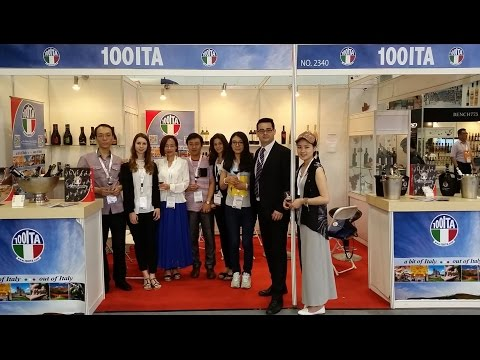 100ITA at TopWine China 2015 - Beijing