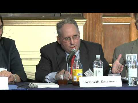 Panel 2: The Sanctions Regime; CERES Conference: The South Caucasus and Iran