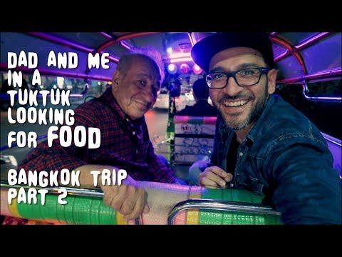 BEST PHUKET Thai FOOD in BANGKOK | BANGKOK Trip Pt 2 of 4