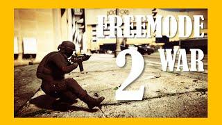 GTA 5 Online | Freemode War Ep2 | 5v1 MUST WATCH!