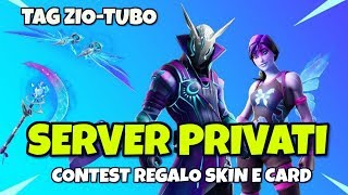 🔴 FORTNITE BUGGATE PRIVATIS - SKIN OR CARD REGALO TO QUOTE 1250 SUPPORTERS