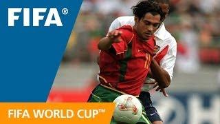 world cup highlights usa - portugal koreajapan 2002