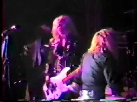 Guns N' Roses Live In Hollywood 7/11/1986 Club Tour