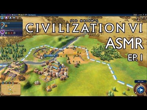 ASMR | Civilization VI Ep. 1