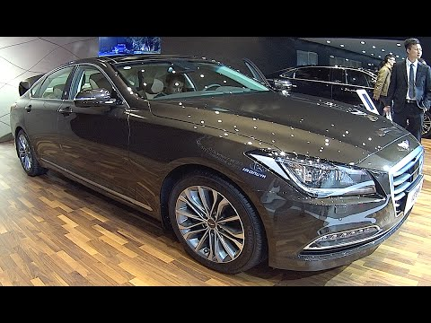 2016, 2017 Hyundai Genesis Video Review   YouTube