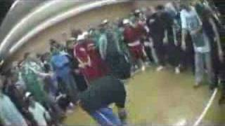Hot cypher in Spain