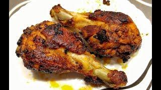 Chicken Leg Fry / கோழி வறுவல் / Chicken Varuval / Recipe In Tamil / / Village food cooking