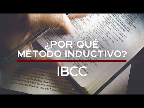 ¿Por qué Método Inductivo? - Horizonte Ensenada - IBCC