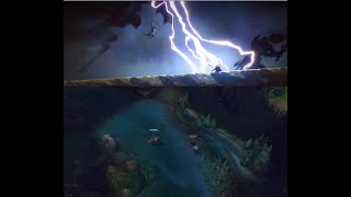 League of Legends RISE Cinematic vs Ingame