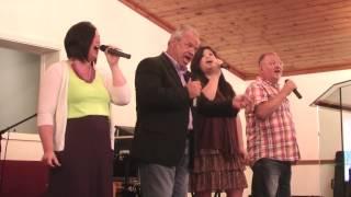 Jay Humphrey's Trio - Jesus Is Coming Soon (RCBC 6-22-14)