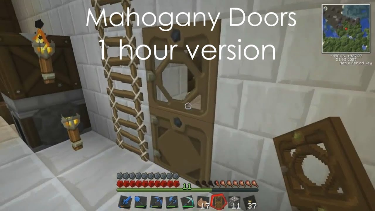 Mahogany Doors (1 hour version) & Mahogany Doors (1 hour version) - YouTube