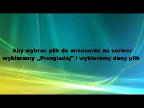 Darmowy i polski hosting plikow