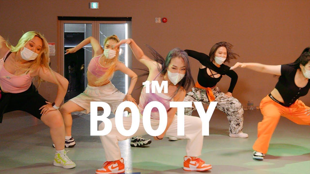 C. Tangana, Becky G - Booty / JJ Choreography