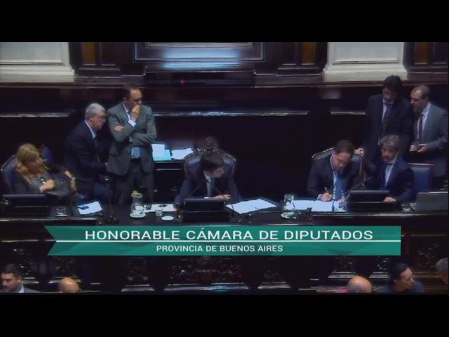 En vivo: Diputados trata en la Legislatura las jubilaciones de los empleados del Banco Provincia