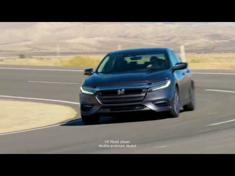 The All-New 2019 Insight Walkaround