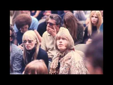 Brian Jones interviewed at Monterey Pop Festival 1967 and interview Jan 1968