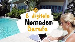Digitale Nomaden Berufe - 6 Jobs, um ortsunabhängig Geld zu verdienen | unaufschiebbar.de