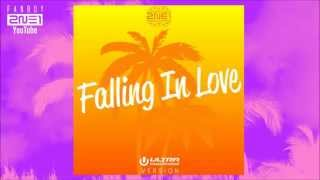 2NE1- FALLING IN LOVE (UMF K 2015 VERSION)