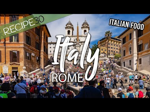 My magical experience with Italian food in Rome Italy