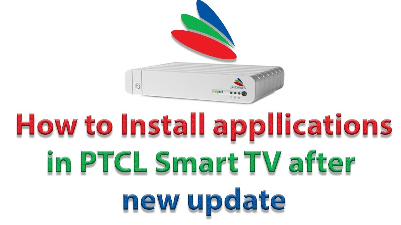 Ptcl smart tv app for android