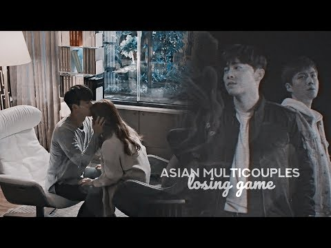 Asian Multicouples ● Losing Game [HBD Sweet Serenad]