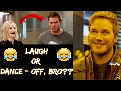 Chris Pratt Funniest Bloopers and Gag Reel - Try Not To Laugh 2018
